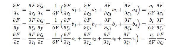 fea equations