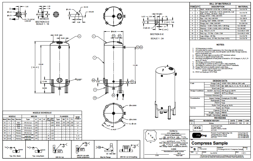 engineering design process template