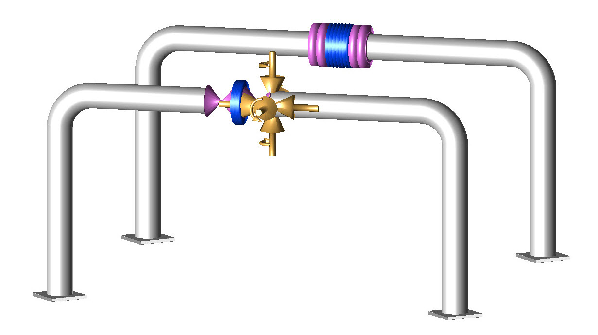 Types of Stresses in Piping Systems – Pressure Vessel